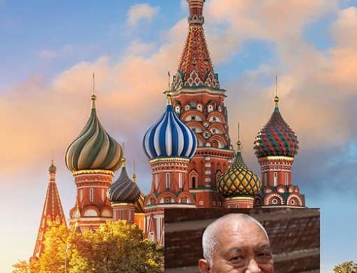 Lama Zopa Rinpoce a Mosca