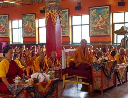 Come il Sangha (Monaci e Monache) Possono Proteggersi