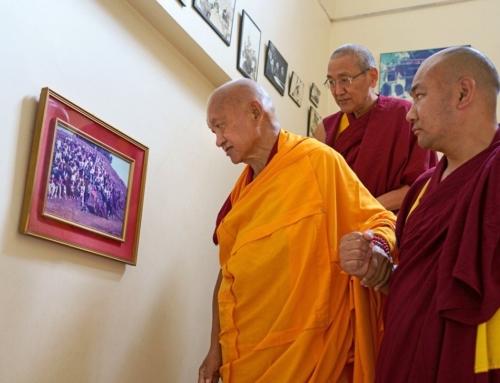 Tutti i Buddha Si Manifestano in un Aspetto Ordinario Per Guidarti