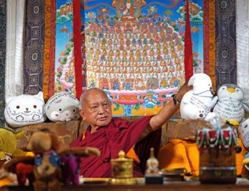 Avendo la Consapevolezza della Gentilezza del Guru Generi Rispetto
