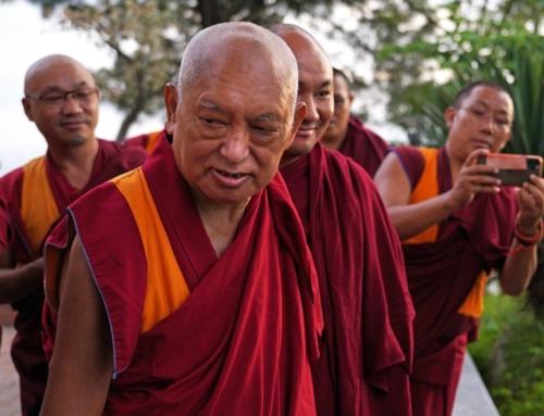 I Dieci Gioielli Nascosti Mostrano che Cos'è il Santo Dharma