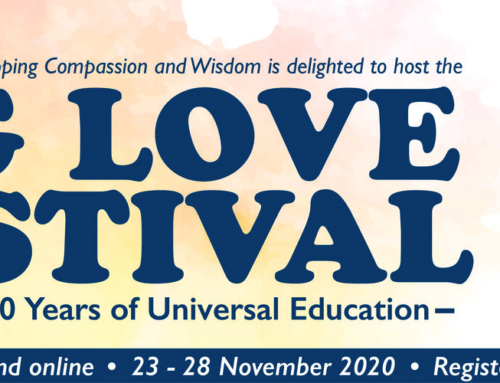 Big Love Festival – 40 anni di Universal Education