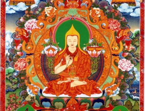 Pratiche per Ganden Ngamchoe (Giornata di Lama Tsongkhapa)