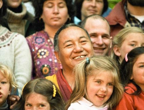 Lama Zopa Rinpoce sulle qualità di Lama Yeshe