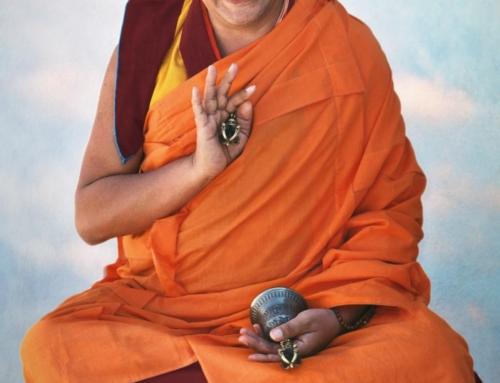Lama Yeshe: i benefici della purificazione con Heruka Vajrasattva