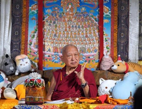 Fare offerte nel giorno della commemorazione del parinirvana del tuo guru