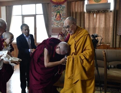 Un importante aggiornamento sul progetto Maitreya a Bodhgaya