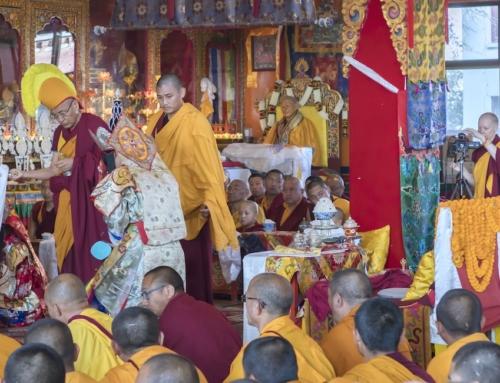 Lama Zopa Rinpoce: Offerte per la seconda parte della Puja annuale di Lunga vita