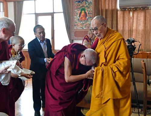 Modi per celebrare l'86° Compleanno di Sua Santità il Dalai Lama